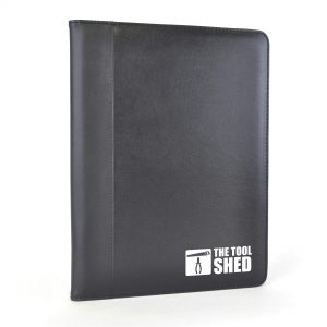 Pickering A4 Conference Folder Zipped