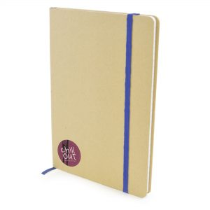 Recycled A5 Natural Notebook