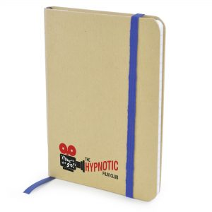 Recycled A6 Natural Notebook