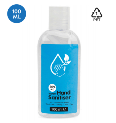 100ml Instant Hand Sanitiser