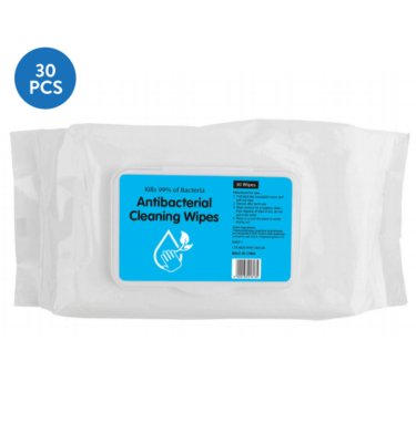 Antibacterial Wipes 30