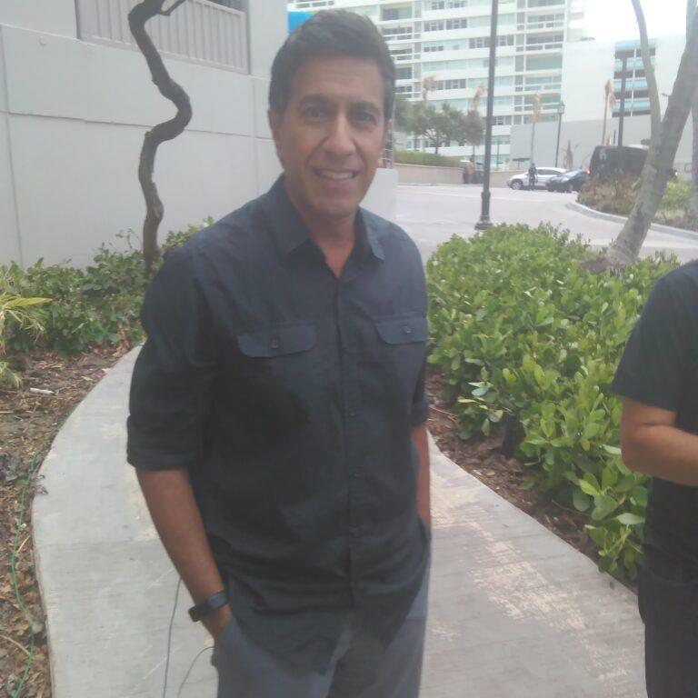 Dr. Sanjay Gupta, CNN (in San Juan, PR)