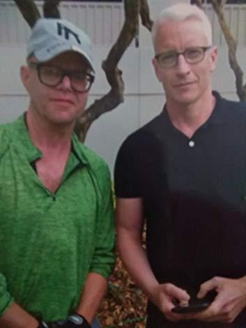 mit Anderson Cooper, CNN