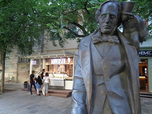 H. Ch. Andersen Denkmal, Bratislava (Slowakische Republik)