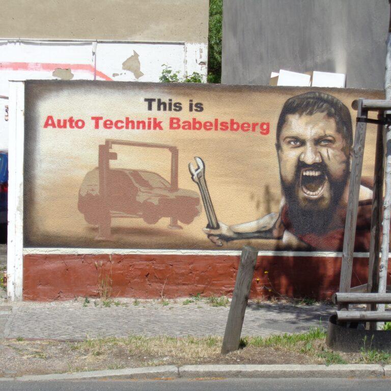 ohne Worte (Potsdam-Babelsberg)