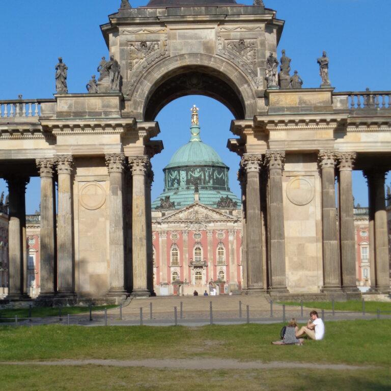 Neues Palais (Universität Potsdam)