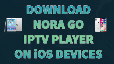 How to install Nora Go on iPhone & iPad