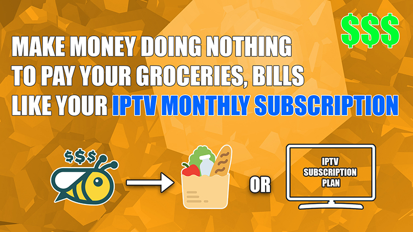 Make Money Online with doing nothing(Honeygain)