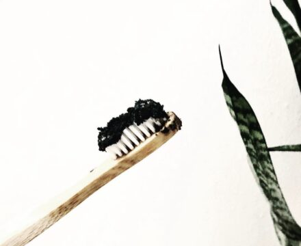 Cinnamon and Charcoal Toothpaste Recipe
