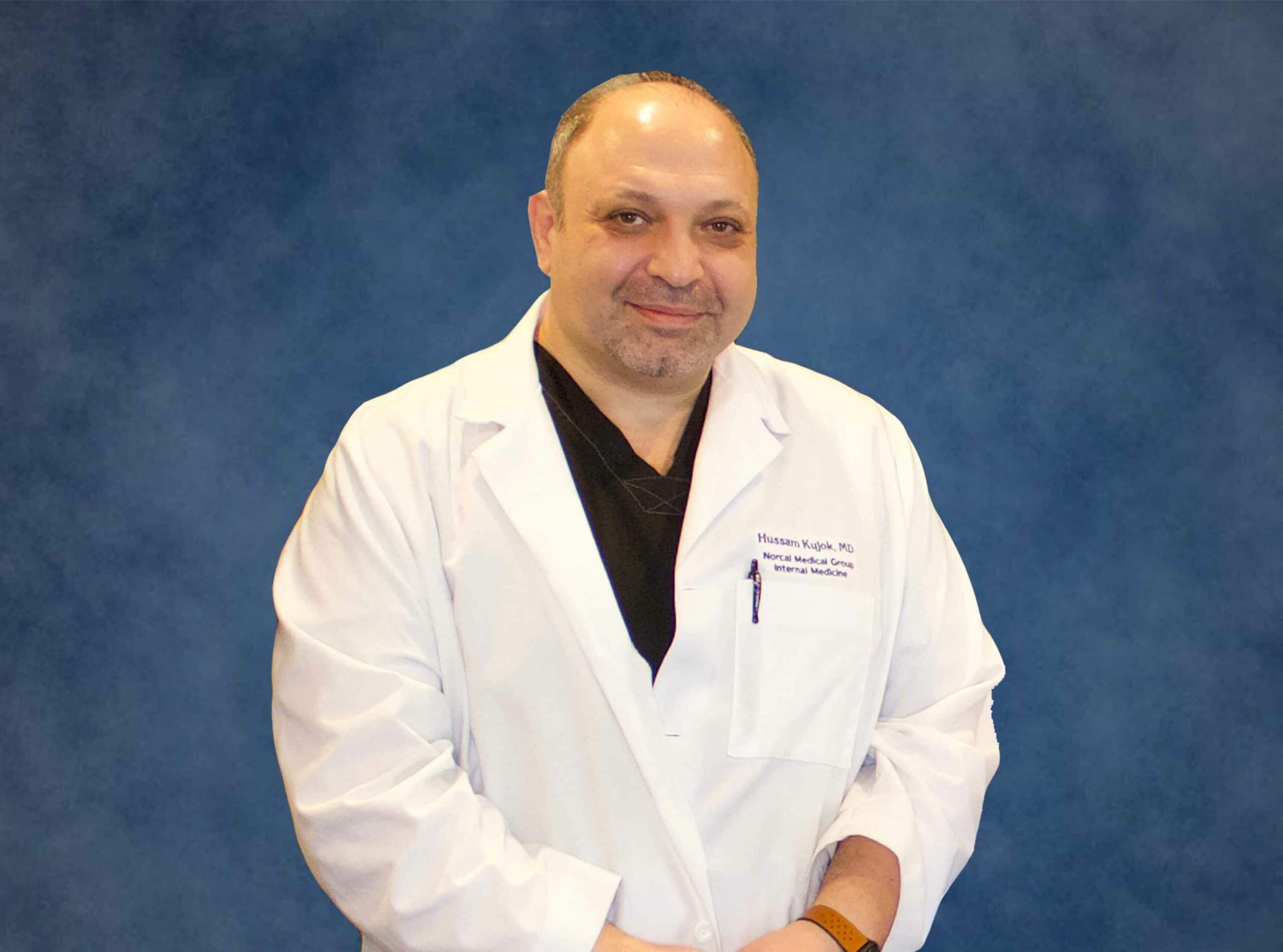 Dr Hussam Kujok