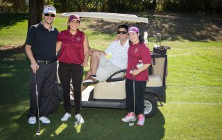 Matt, Mari, Scott and Stephanie Supporting College of Adaptive Arts