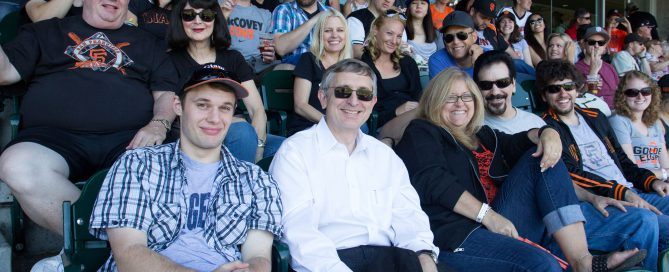 RLA, LLP Supporting the San Francisco Giants
