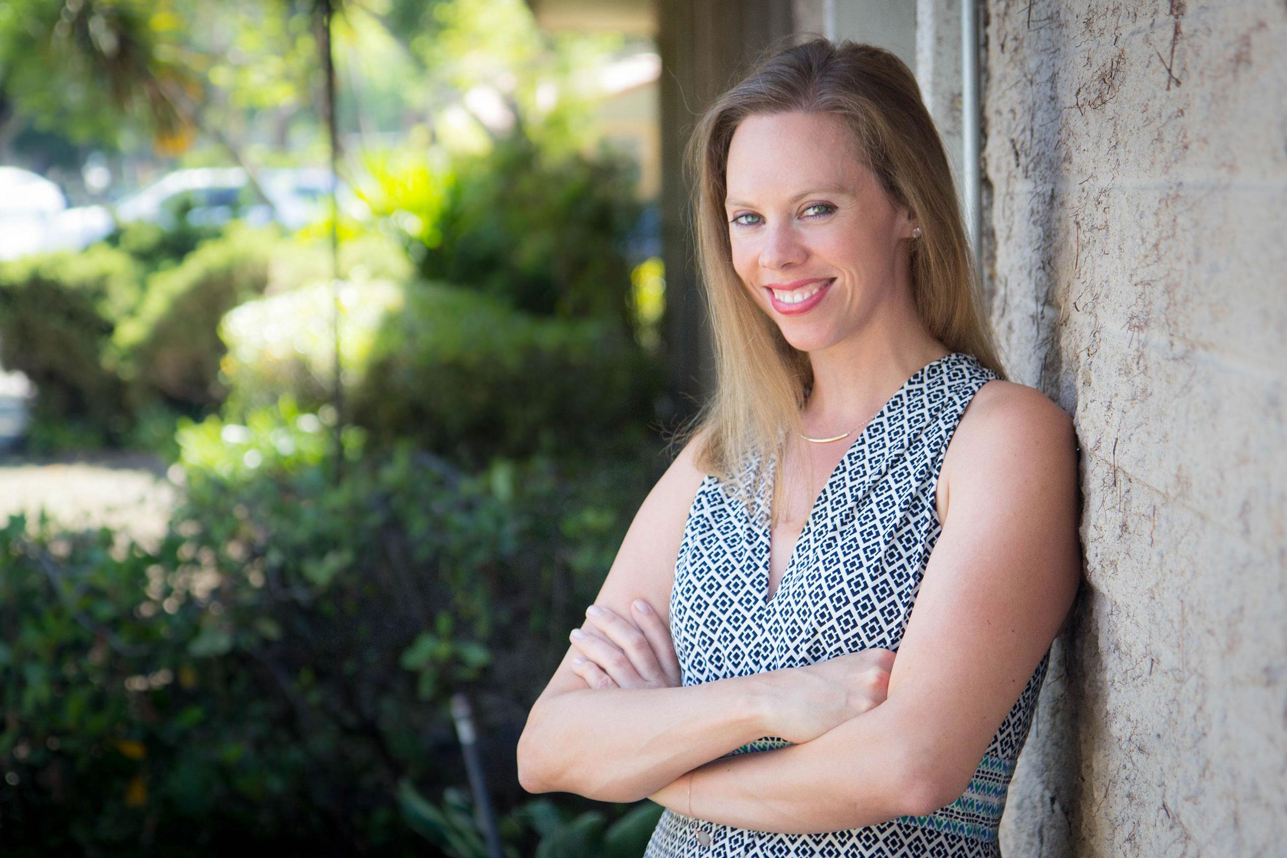 Caroline Eades, CPA, CGMA