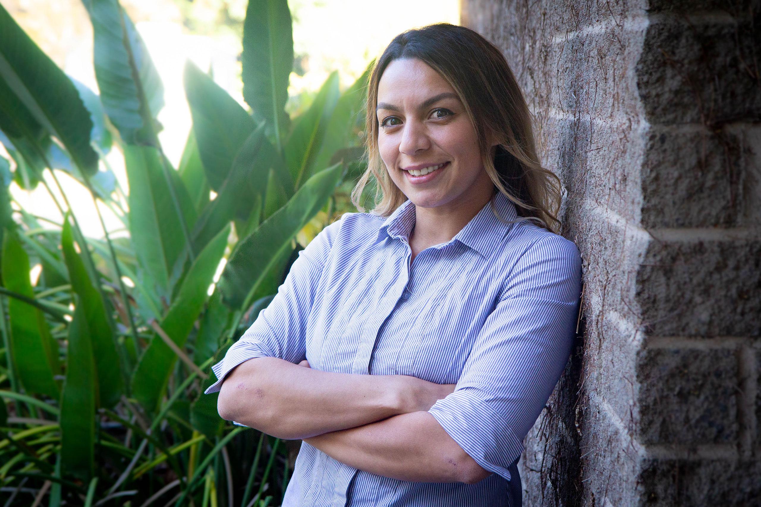 Liz Martinez, EA