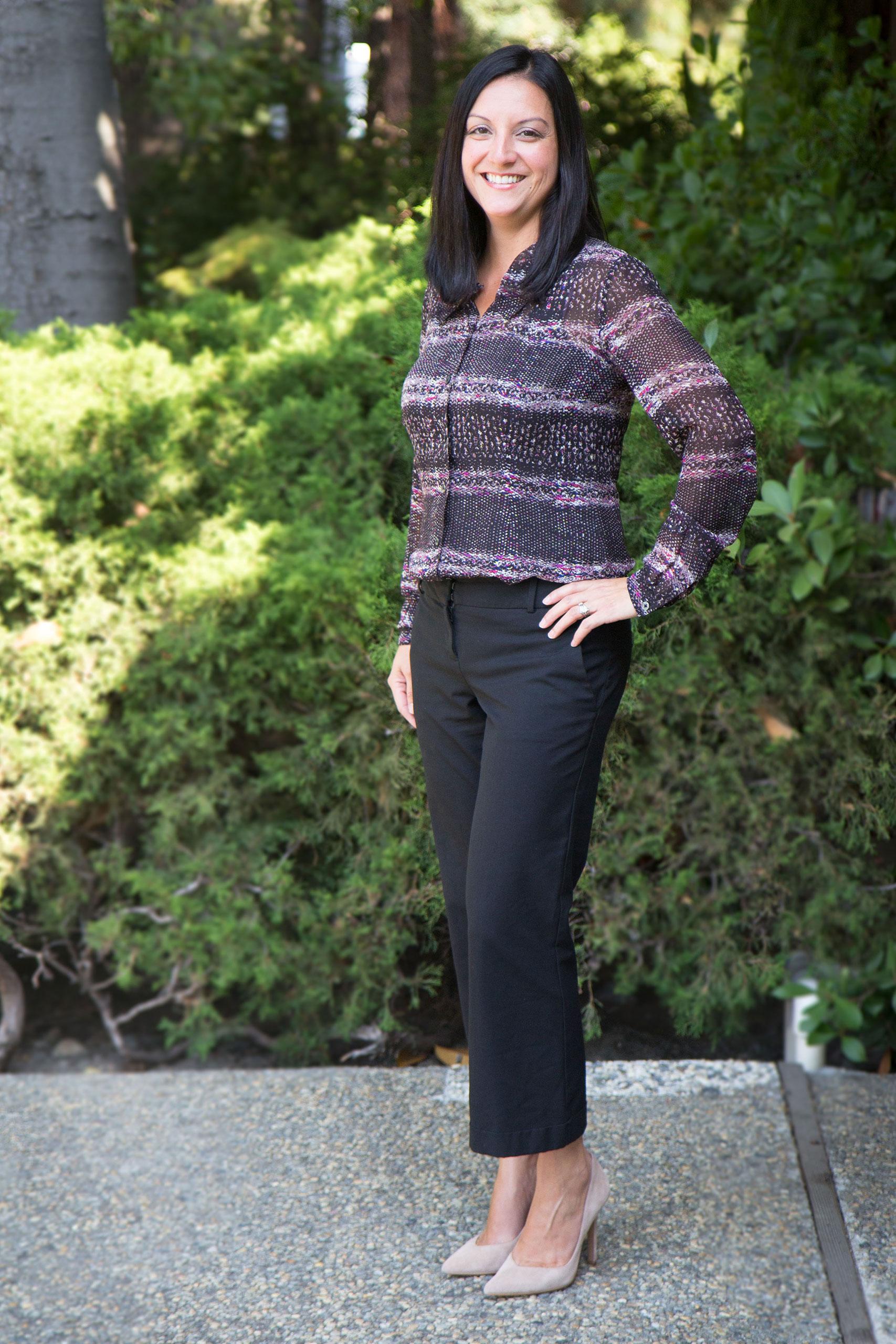 Michelle DeFalco, EA