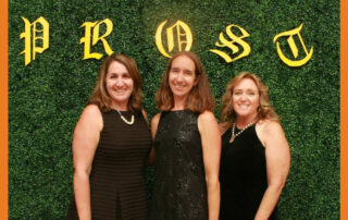Jessica, Darcy & Bonnie Supporting VMC Foundation – VMC Gala