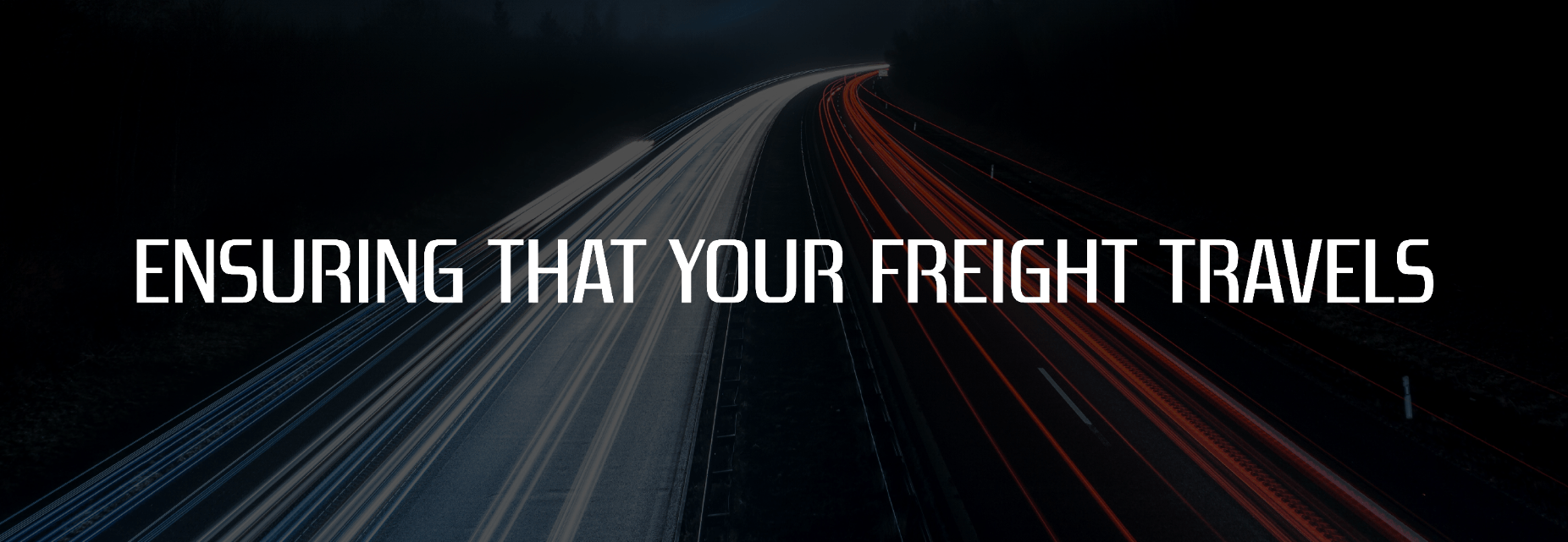 Ensuring that your freight travels