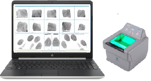 PC w Scanner