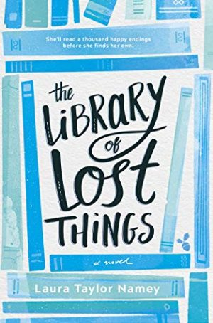 [Asis' Review] The Library of Lost Things by Laura Taylor Namey