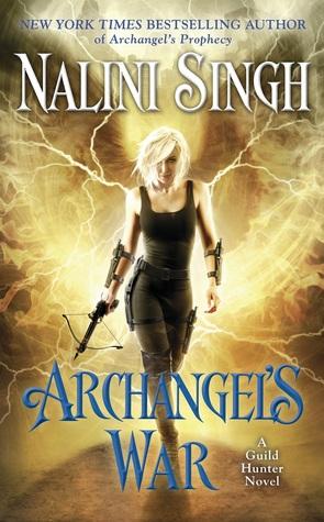 [Sita's Review]: Archangel's War by Nalini Singh