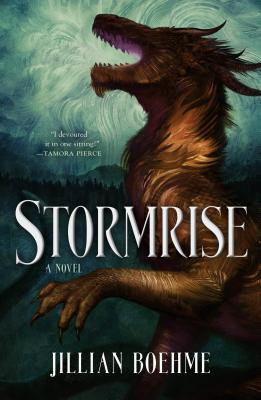 [Marie's Review]: Stormrise by Jillian Boehme