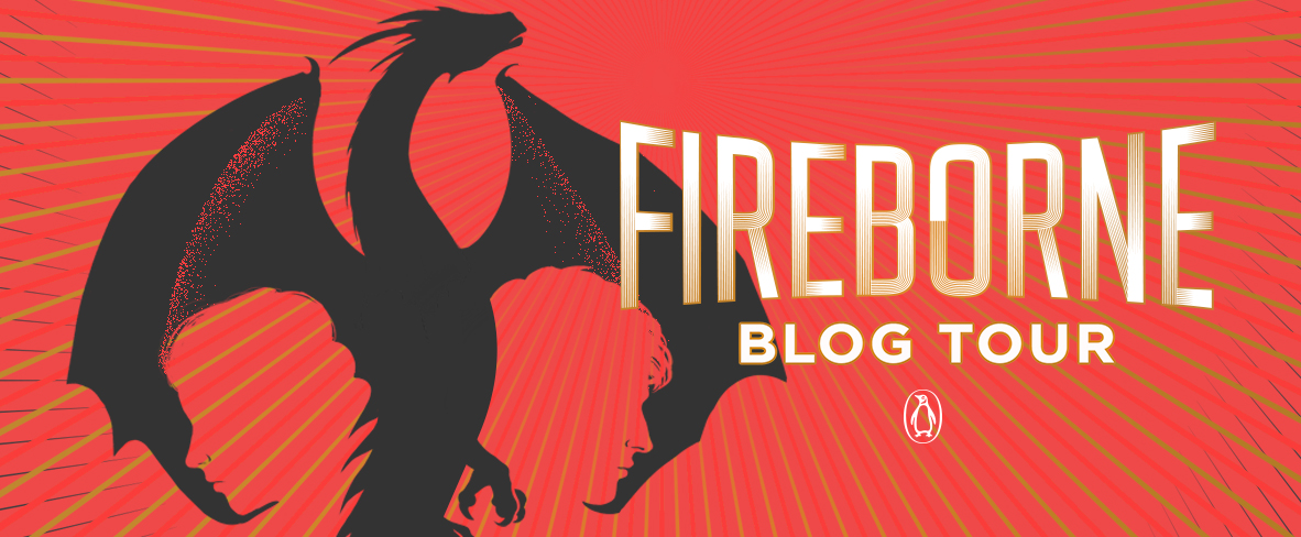[Bre's Review]: Fireborne by Rosaria Munda