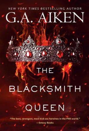 [Lisa's Review]: The Blacksmith Queen by G. A. Aiken