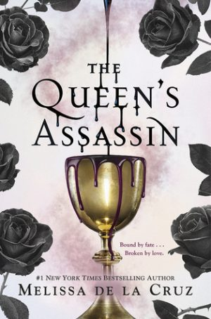[Bre's Review] Blog Tour + Giveaway: The Queen's Assassin