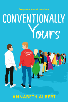 [Lisa's Review]: Conventionally Yours by Annabeth Albert