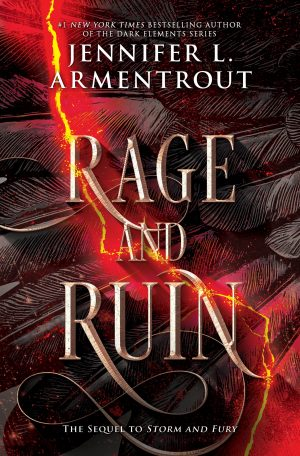 [Lisa's Review]: Rage and Ruin (The Harbinger #2) by Jennifer L. Armentrout