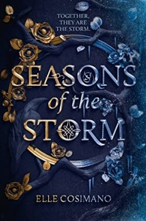 [Lisa's Review]: Seasons of the Storm (Seasons of the Storm #1) by Elle Cosimano