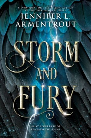 [Lisa's Review:] Storm and Fury (The Harbinger #1) by Jennifer L. Armentrout