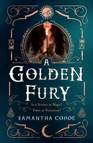 [Skye's Review]: A Golden Fury by Samantha Cohoe