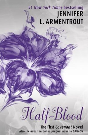 [Lisa's Review]: Half-Blood (Covenant #1) by Jennifer L. Armentrout