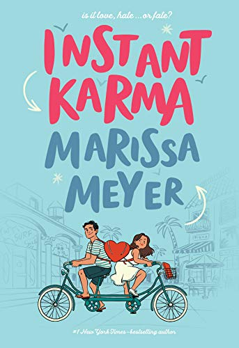 [Asis' Review] INSTANT KARMA by Marissa Meyer