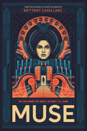 [Skye's Review]: Muse by Brittany Cavallaro