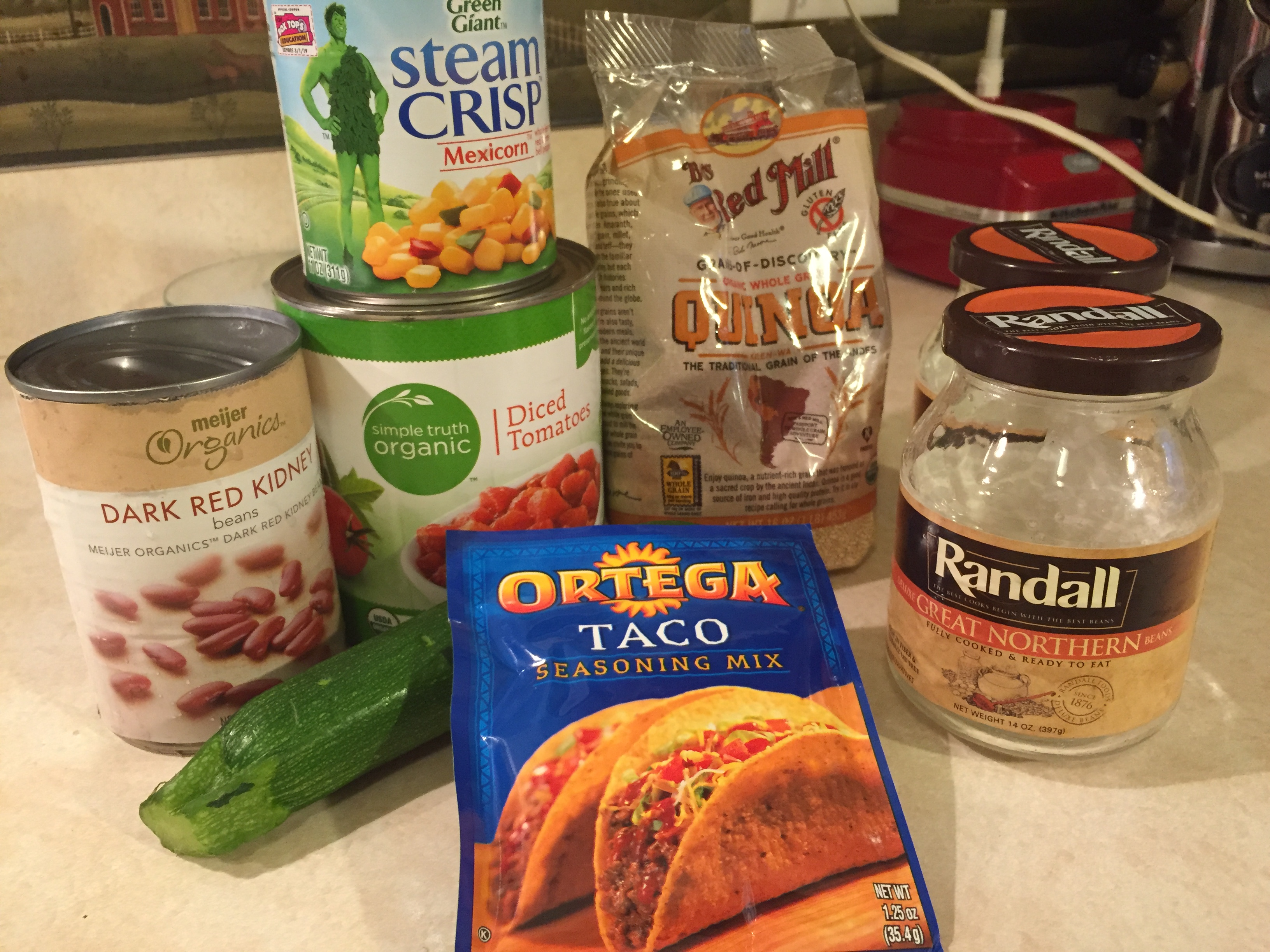 vegan taco soup recipe