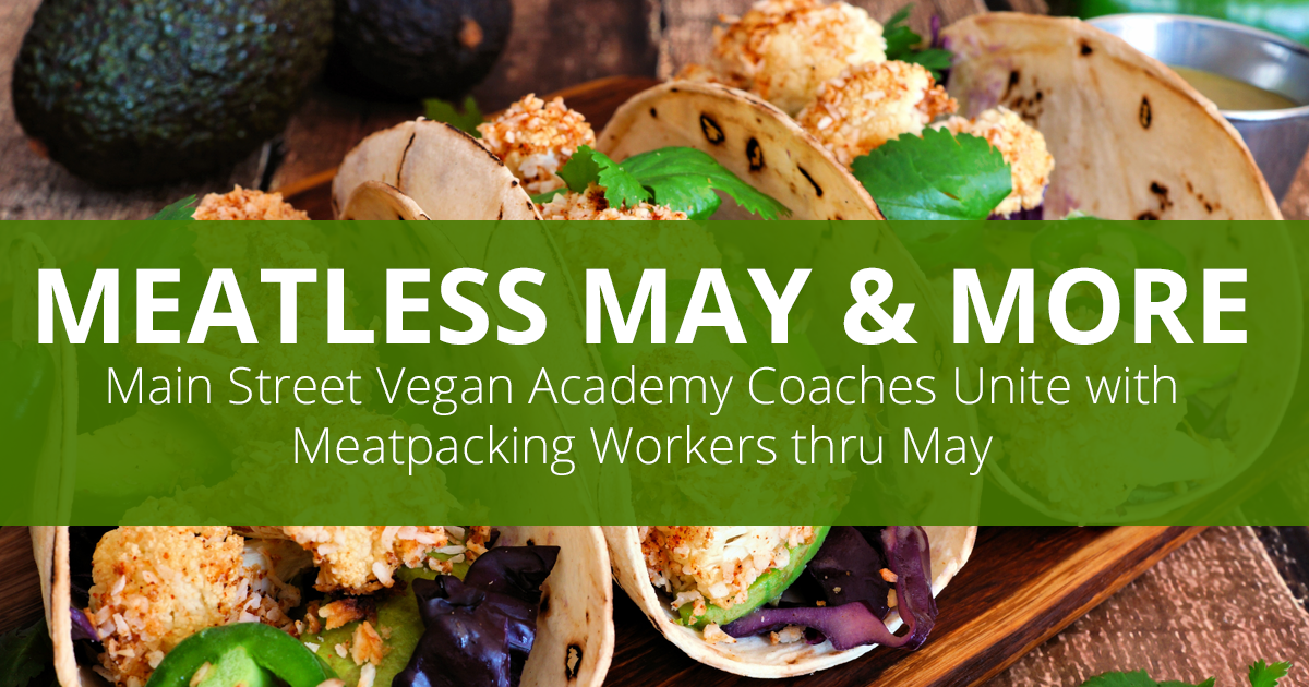 Free Vegan Lifestyle Support During COVID-19