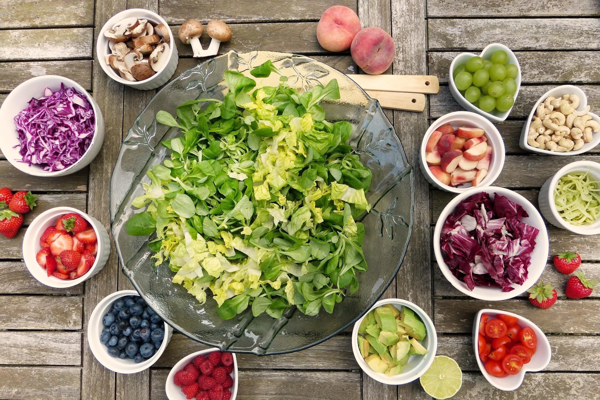 4 Fruitful Benefits of Going Vegan in 2021