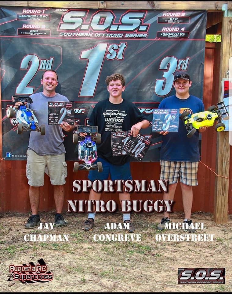 Sportsman Nitro Buggy