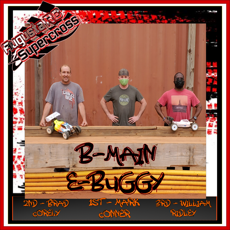 E-Buggy - B-Main