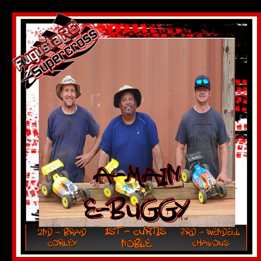 E-Buggy - A-Main