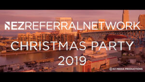 EZ Referral Network Christmas Party