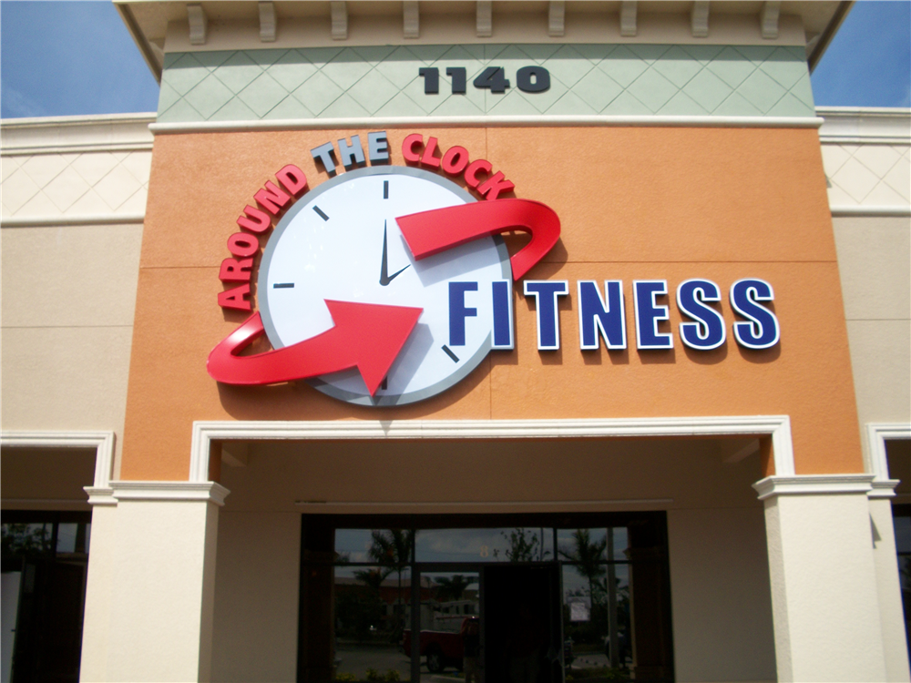 Around the Clock Fitness, Cape Coral by Lee Designs