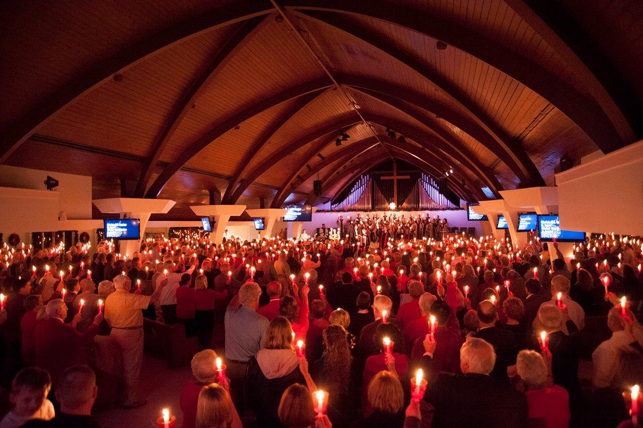 Venice Presbyterian Candlelight