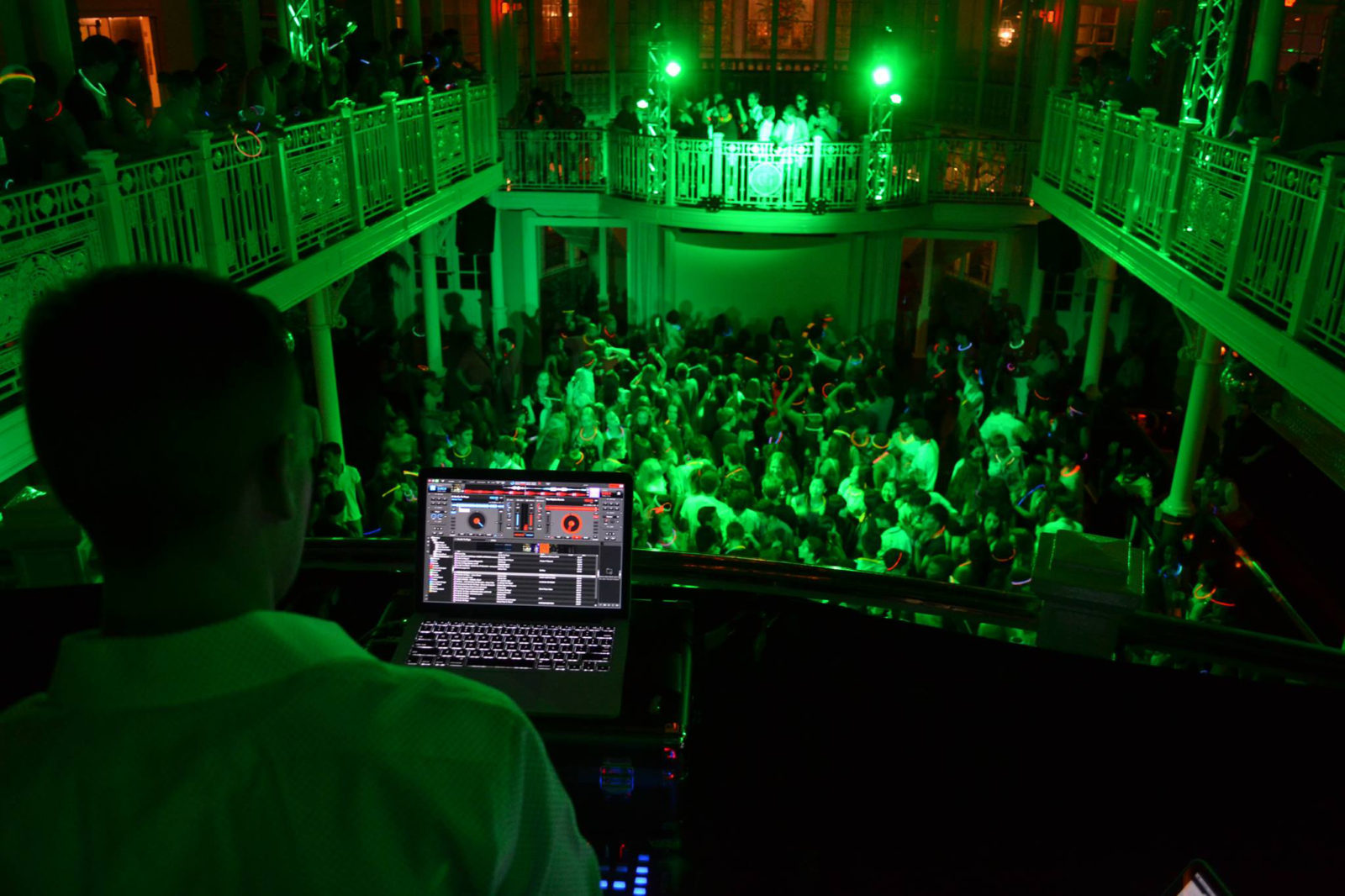 EF Disco Orlando DJ cut out