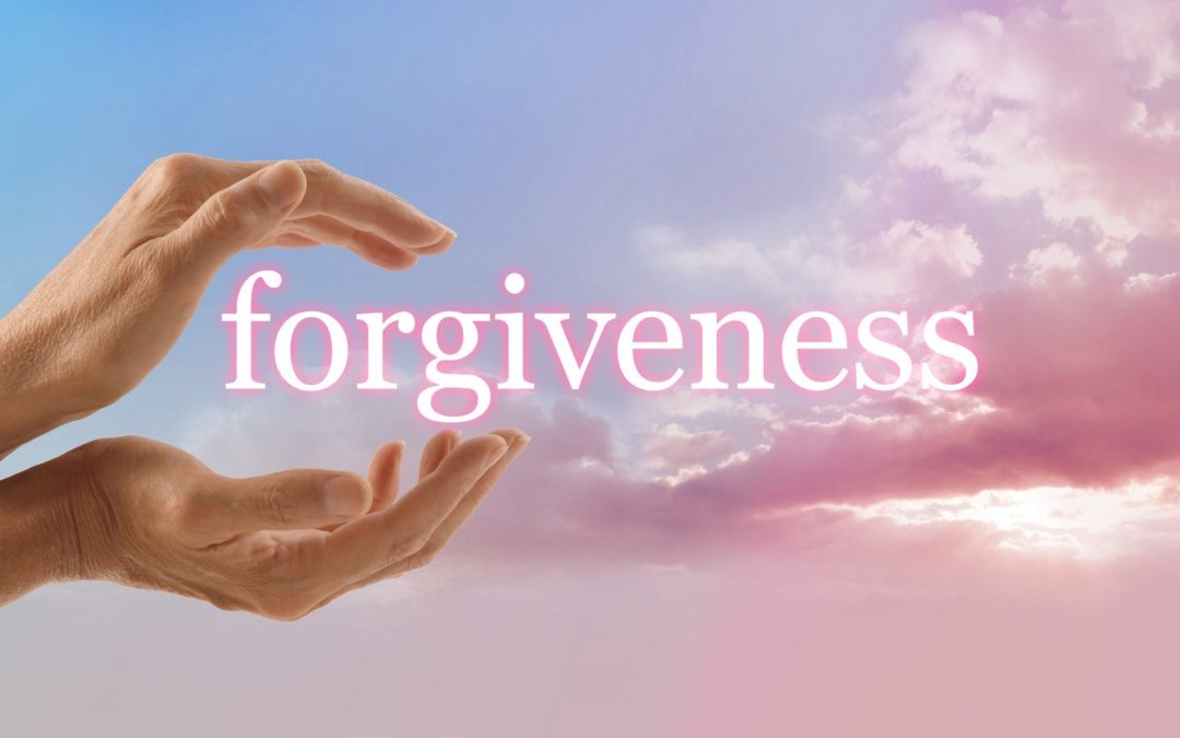 The Most Beautiful Word–Forgiveness, Psalm 130:4, April 18, 2021