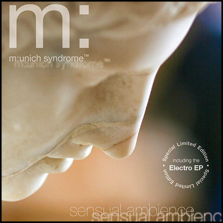 Sensual Ambience (plus the Electro EP) - the debut album from Munich Syndrome. All tracks written, performed and produced by David B. Roundsley