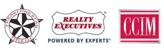 Texas Lone Star Title, LLC, Realty Executives and CCIM