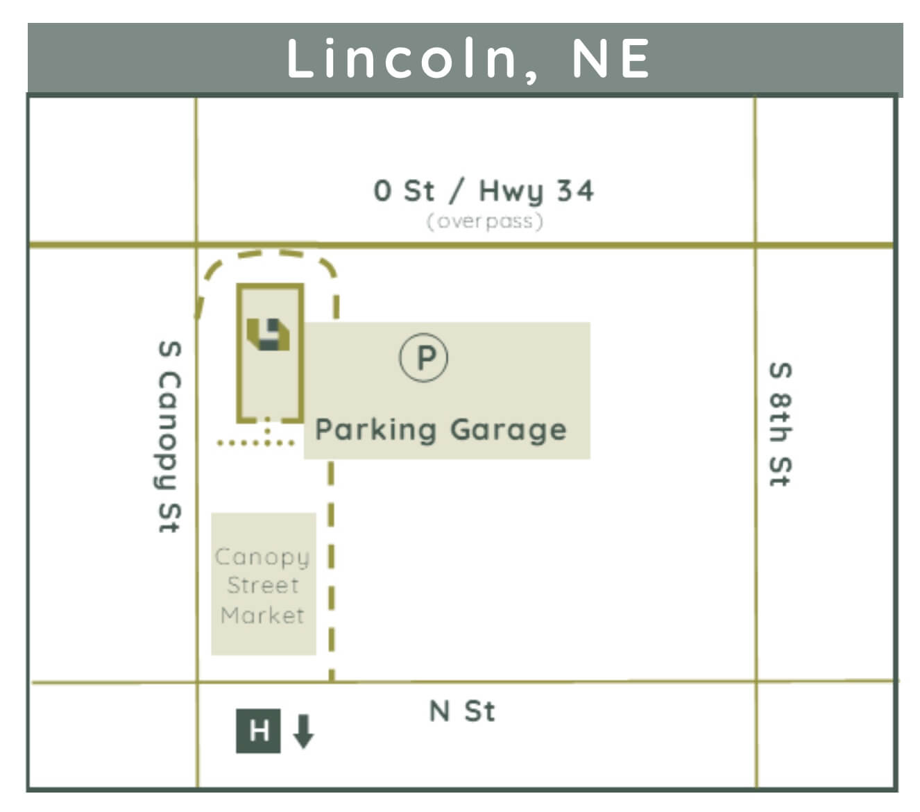 Lincoln Parking for Limb Lab